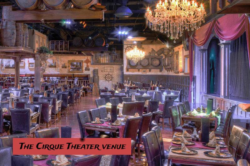 Cirque Theater Venue