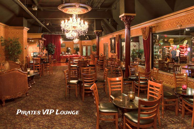 Pirates Dinner Adventure Vip Lounge